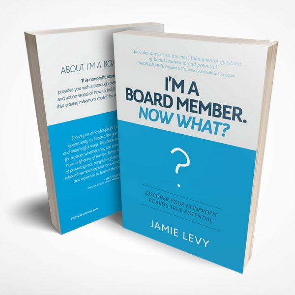I'm a board member now what