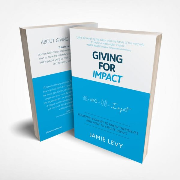 Giving for Impact Book